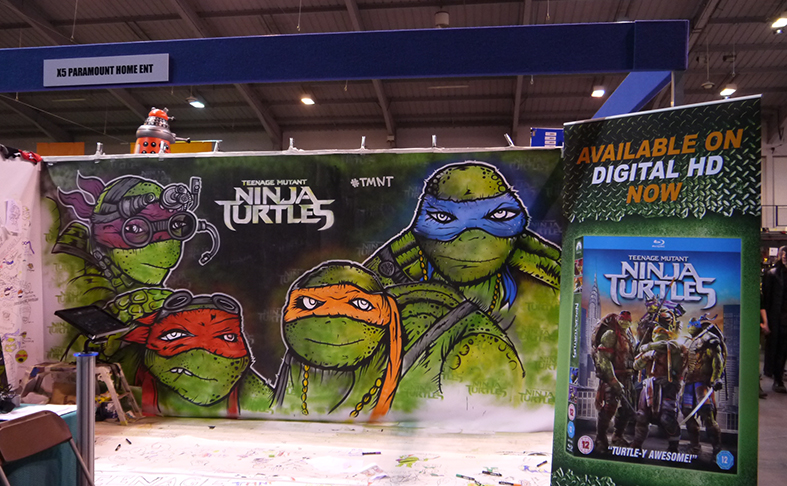 tenage mutant ninja turtles