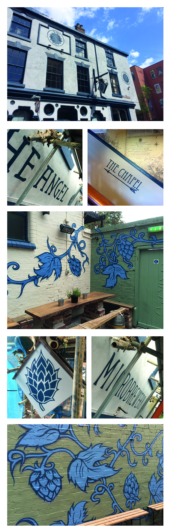 the angel microbrewery nottingham