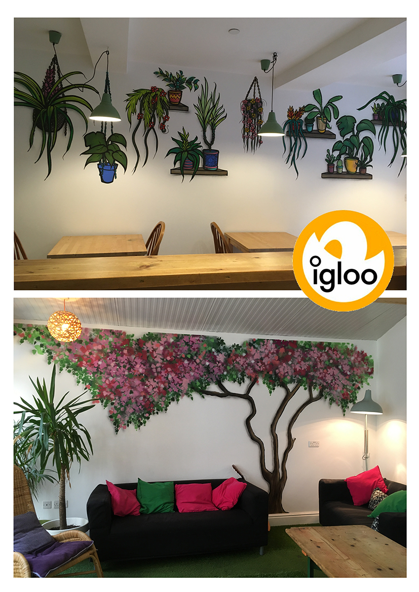 igloo hostel nottingham